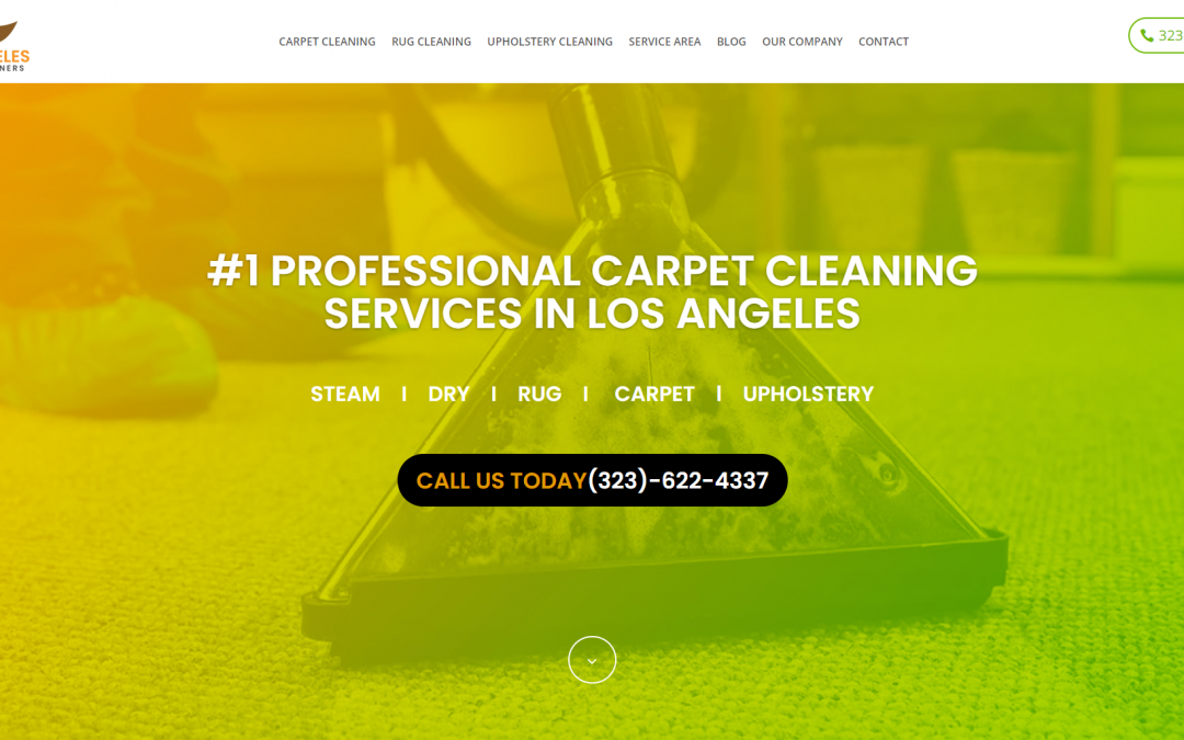 Complete List of Carpet Cleaning Service Companies in Los Angeles 2021